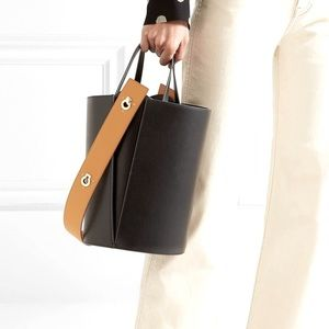 SOLD📌Dense Lente Mini Lorna Bucket Bag